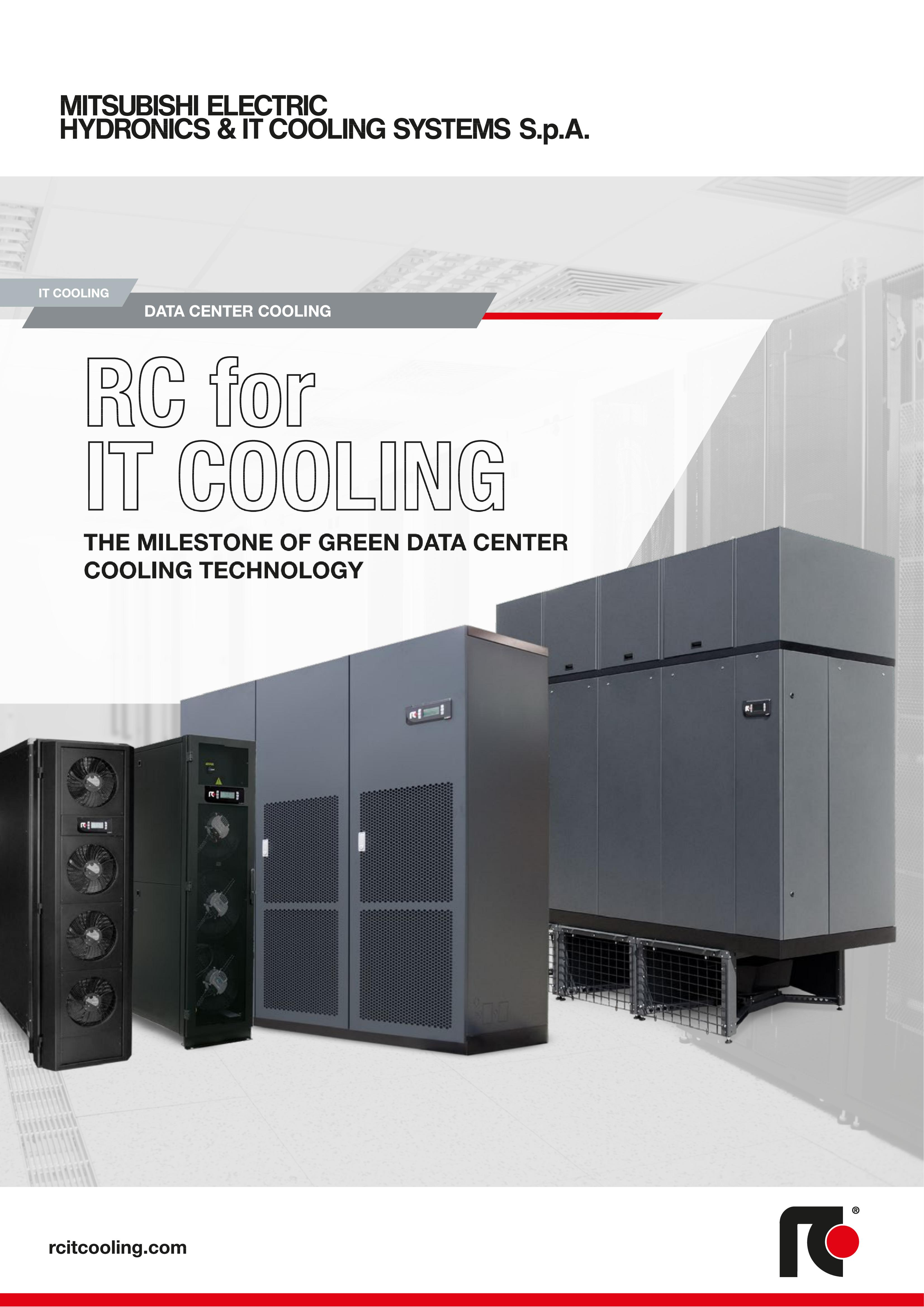 Brochures_RC for IT COOLING